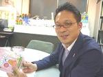 「ピンクのよもぎ蒸し」伝道師・林豊さん!